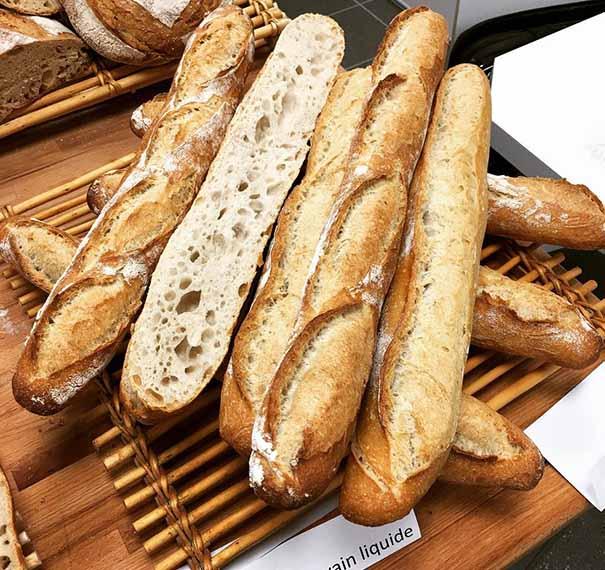 Vente de pain bio à Combrée